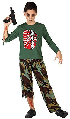 Soldat Kostüm
