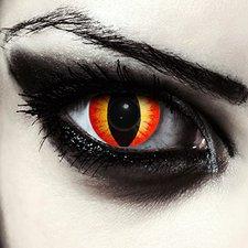 Kontaktlinsen Red Star