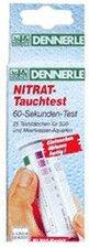 DENNERLE Nitrat-Tauchtest