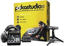 Behringer Podcaststudio USB Recording Set