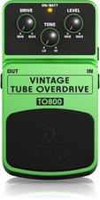 Behringer TO800 Vintage Tube Overdrive Effektpedal