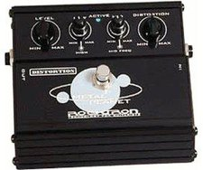 Rocktron Metal Planet Distortion Effektpedal