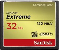 SanDisk Extreme CompactFlash Card (32GB)