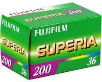Fujifilm Superia 200/36