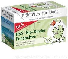 H&S Bio Fencheltee Mischung (20 Stück)