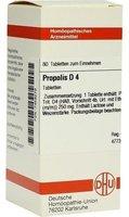 DHU Propolis D 4 Tabletten (80 Stk.)