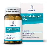 Weleda Kephalodoron 5% Tabletten (100 Stk.)