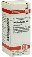 DHU Strophanthus D 30 Globuli (10 g)