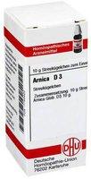 DHU Arnica D 3 Globuli (10 g)
