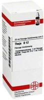 DHU Thuja D 12 Dilution (20 ml)