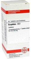 DHU Graphites D 2 Tabletten (80 Stk.)