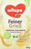 Milupa Bio-Getreidebrei Grieß