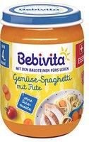 Bebivita Gemüse-Spaghetti mit Pute
