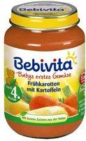Bebivita Frühkarotten mit Kartoffeln