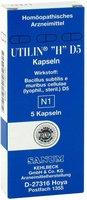 SANUM-Kehlbeck Utilin H D 5 Kapseln (5 Stk.)