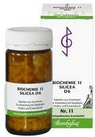 Bombastus Biochemie 11 Silicea D6 Tabletten (200 Stk.)