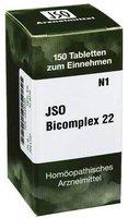 Iso-Arzneimittel Jso Bicomplex Heilmittel Nr. 22 Tabletten (150 Stk.)