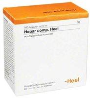 Heel Hepar Comp. Ampullen (100 Stk)