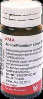 WALA Arnica/Plumbum Comp. B Globuli (20 g)