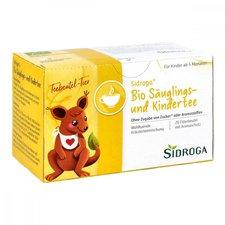 Sidroga Bio Saeuglings- U.kindertee Filterbtl. (20 Stück)