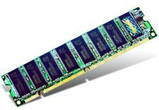Transcend 256MB SDRAM PC133 (TS32MLS64V6F) CL3