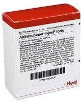 Heel Anthrachinon Injeele Forte 1,1 ml (10 Stk.)