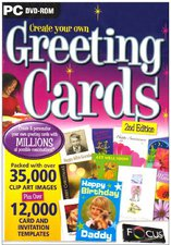 Focus Multimedia Create your own Greeting Cards: Second Edition (EN)