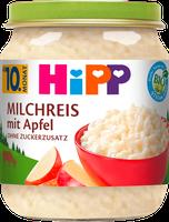 Hipp Kleine Mehlspeise Milchreis Apfel