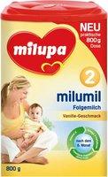 Milupa Milumil 2 Folgemilch mit feinem Vanille-Geschmack