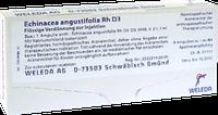 Weleda Echinacea Angustifolia Rh D 3 Ampullen (8 x 1 ml)