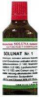 SOLUNA Solunat Nr.1 Tropfen (50 ml)