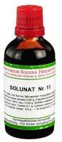 SOLUNA Solunat Nr.11 Tropfen (50 ml)
