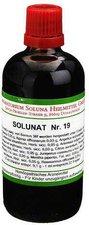 SOLUNA Solunat Nr.19 Tropfen (100 ml)