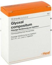Heel Glyoxal Comp. Ampullen (10 Stk.)
