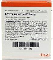 Heel Testis Suis Injeele Forte (10 Stk.)