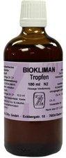 ZILLY FRITZ  Biokliman Tropfen (100 ml)