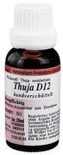 Anthroposan Thuja D 12 Dilution (20 ml)