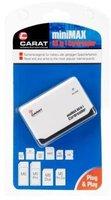 Carat All in 1 miniMax Card Reader
