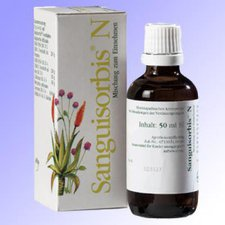 Sabona Sanguisorbis N Lösung (50 ml)