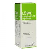 Infirmarius Loewe Komplex Nr. 1 N Leptandra Tropfen (50 ml)