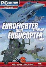 Halycon Eurofighter Typhoon und EuroCopter Tiger (Add-On) (PC)