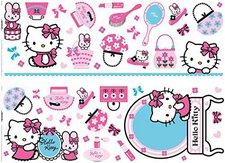 Decofun Hello Kitty Wandaufkleber (41060)