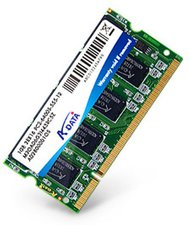 A-Data 512MB SO-DIMM DDR PC-3200 (AD1S400A512M3) CL3