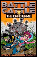 Steve Jackson Games Battle Cattle - The Card Game (englisch)