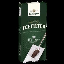Bünting Teefilter mit Anfasslasche