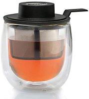 Riensch & Held Finum Teeglas mit Dauerfilter 130 ml