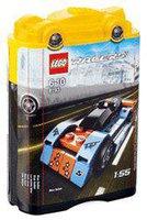 LEGO 8193 RACERS Blue Bullet