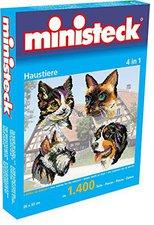 Ministeck Haustier-Motiv
