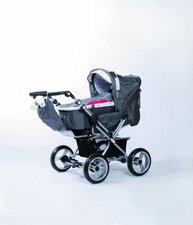 Harmatex Kinderwagennetz