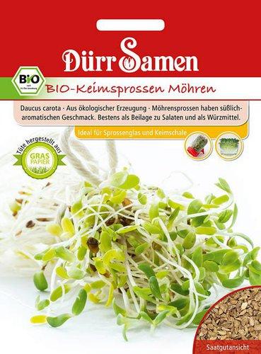 Bio-Möhren Samen